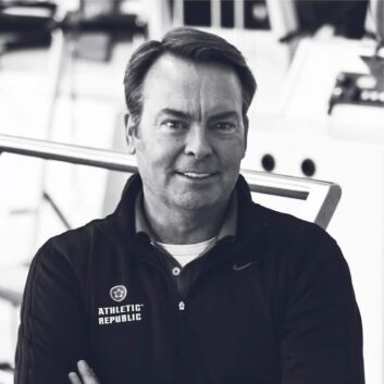 Charlie Graves, CEO Athletic Republic