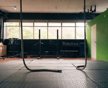 Fitness Studio during COVID-19