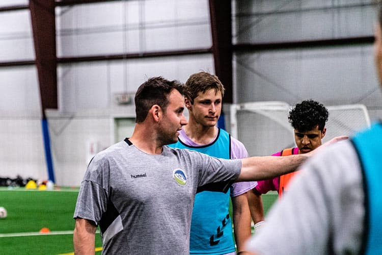 John Plaugic Modern Goalkeeper Training