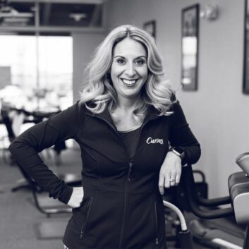 Krishea Holloway, President & CEO; Curves