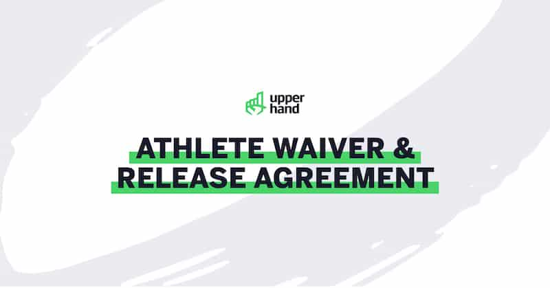 waiver and release template