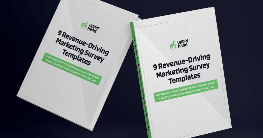 Marketing survey templates