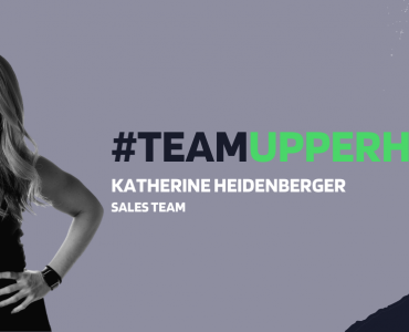 Katherine Heidenberger, Sales Executive at Upper Hand