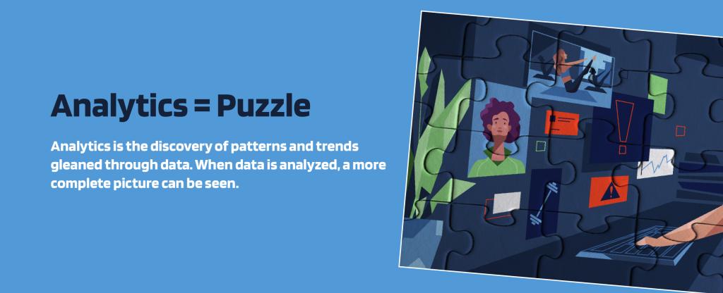 analytics = puzzle